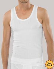 SCHIESSER Shirt 0/0 - 2erPack